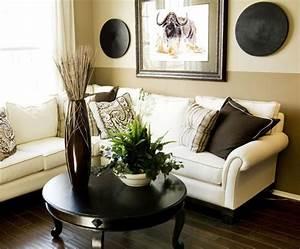 la decoration africaine diversite dornements et With meuble salon noir et blanc 18 la deco de la maison objets en bois archzine fr