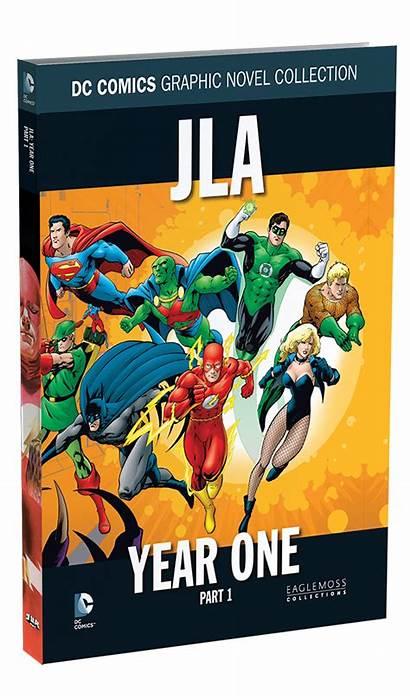 Eaglemoss Graphic Dc Novel Heroes Comics Comic