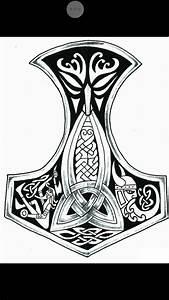 Dessin Symbole Viking : pingl par denis touzel sur runes pinterest ~ Nature-et-papiers.com Idées de Décoration