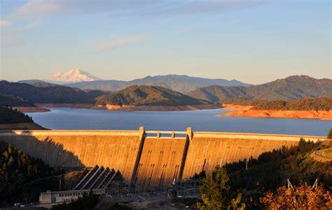 A History Of Shasta Lake And Shasta Dam