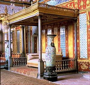 Topkapi Palace - The best places to visit in Istanbul, Turkey