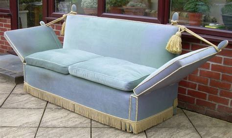 Knoll Settee by Antiques Atlas A Knoll Settee Or Sofa