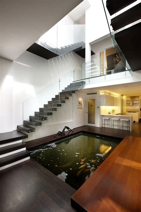 Homes With Indoor Ponds by 35 Sublime Koi Pond Designs And Water Garden Ideas For
