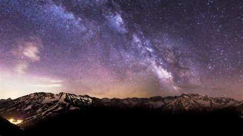 Milky Way Wallpaper 4k