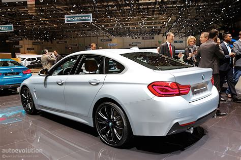 Bmw Series 4 by 2017 Bmw 4 Series Facelift Comes To Geneva Lineup