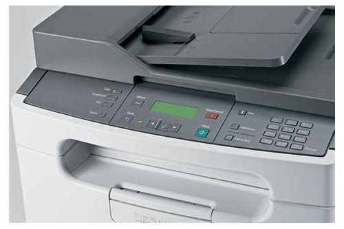 lexmark x 204 n driver download