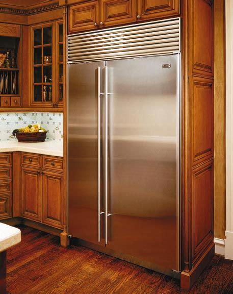series  built  side  side refrigerator freezer  abt