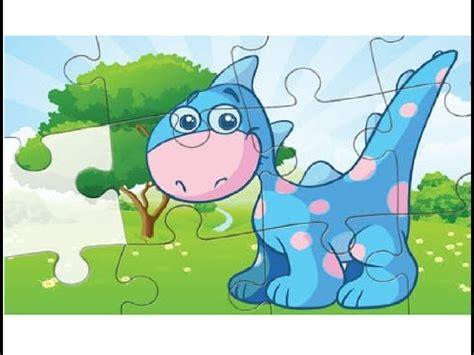 Juego de Puzzles Para Niños Jigsaw puzzles for kids
