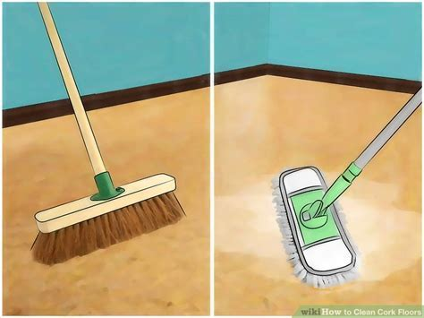How to Clean Cork Floors: 10 Steps (with Pictures)   wikiHow