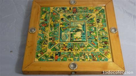 1 mejores vídeos de parchis antiguo. antiguo juego de mesa del parchis y la oca . - Comprar en todocoleccion - 174374272