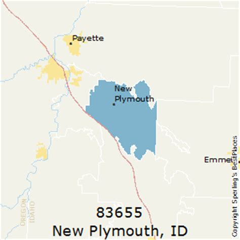 places     plymouth zip  idaho