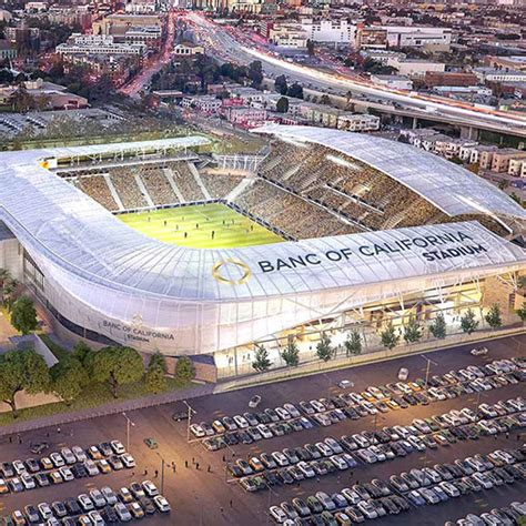 New Nfl Stadium Would Play Key Role In 2024 La Olympics