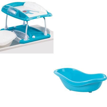 Duo bain et table à langer amplitude + baignoire offerte