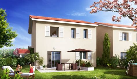 constructeur maison individuelle rhone alpes maison moderne