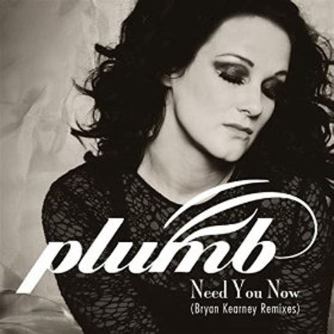 need you now by plumb plumb need you now how many times bryan kearney remix
