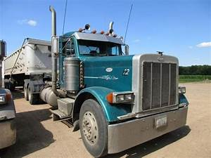 1995 Peterbilt 379 - Lot  189  Online Only Equipment Auction  12  27  2017  Dpa Auctions