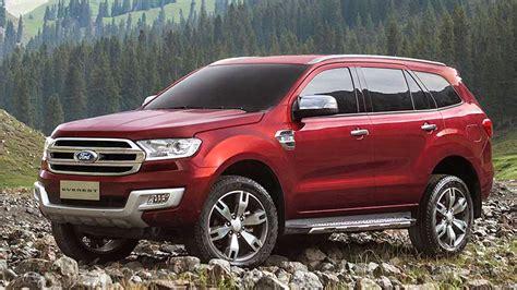 2018 Ford Everest Usa, Titanium, Release, Rumors, Price