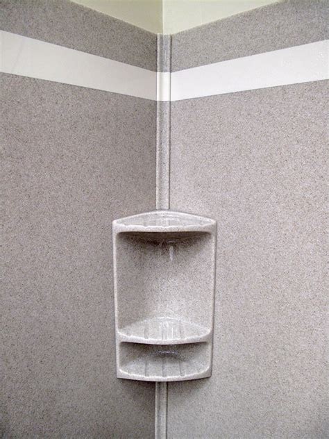 solid surface shower bases wall panel kits innovate