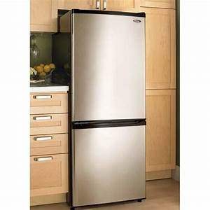 Danby 92 cu ft apartment size refrigerator freezer for Apartment size refridgerator
