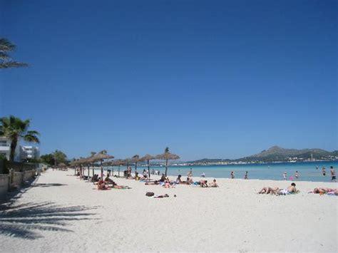 hotel chambre avec playa de muro 2 picture of rei mediterrani playa de