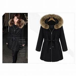 Parka Femme Vrai Fourrure : manteau d 39 hiver avec vrai fourrure ski de rando ~ Melissatoandfro.com Idées de Décoration