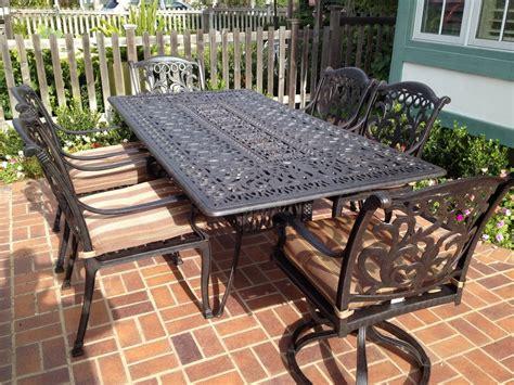 aluminum powder coated patio furniture chicpeastudio