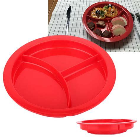 elderly divided tableware plate suction nursing dinner dishes slip non dish topincn ended looking