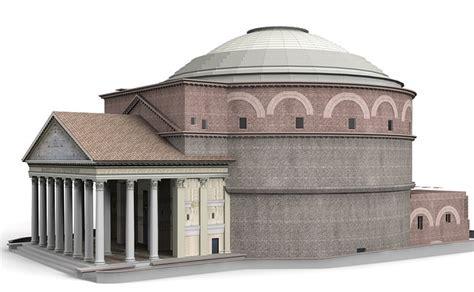 cupola pantheon roma free illustration pantheon rome architecture free
