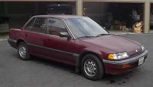 Honda Civic 1988-1991 Service Repair Manual