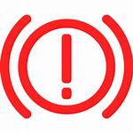 Warning Dashboard Dash Lights Symbol Brake Common