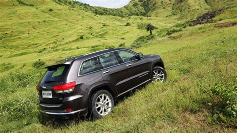 2014 Jeep Grand Cherokee India Road Test Overdrive