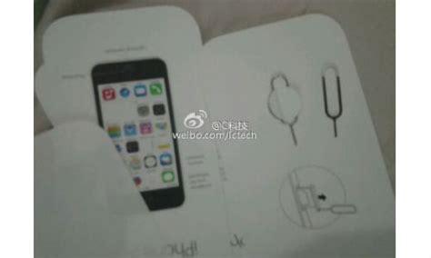 iphone 5c manual apple iphone 5c user manual leaks ahead of september 10