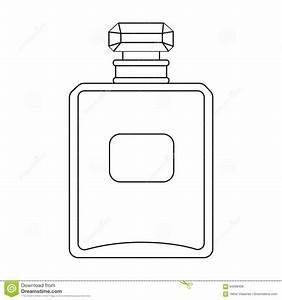 Perfume Bottle Outline | www.pixshark.com - Images ...