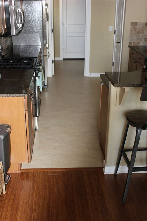 Flooring Remodel project including the New Strand Woven