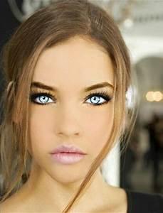 Hypnotic Blue eyes   Eye makeup/ beauty   Pinterest