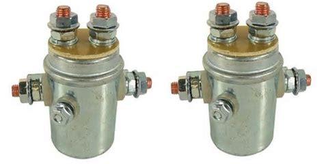 vortex road winch replacement solenoids 1800 309 5190