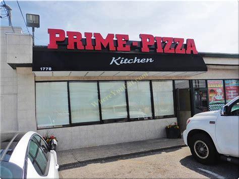 Prime Pizza Kitchen Pizzeria Restaurant in Dongan Hills