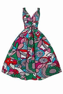 Pop Art Kleidung : damen 1950er retro vintage witzig pop art floral retro swing kleid in bergr e ebay ~ Indierocktalk.com Haus und Dekorationen