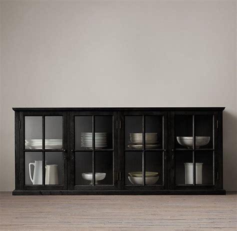 hampton casement glass sideboard glass sideboard glass shelves kitchen glass display shelves