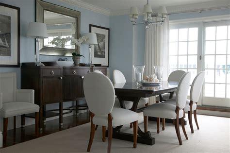 Light Blue Dining Room Ideas [peenmedia]