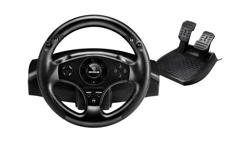 Volante Ps4 by Thrustmaster Reveals Official Ps4 Steering Wheel
