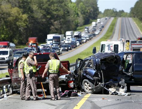 I-75 Nb Reopened In Gainesville After Fatal Crash