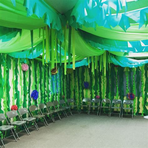 Decorating Ideas For Journey The Map Vbs by Our Vbs Room Done Journey The Map 2015 Vbs Stuff