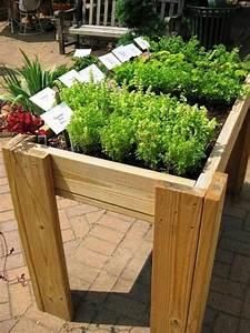 Bac En Bois Pour Potager : bac fleurs en bois faire soi m me plus de 52 id es ~ Dailycaller-alerts.com Idées de Décoration