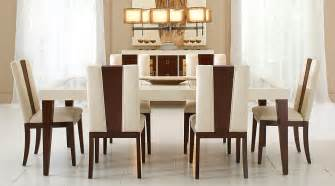 Dining Room Table And Chair Sets Sofia Vergara Savona Ivory 5 Pc Rectangle Dining Room Dining Room Sets Wood