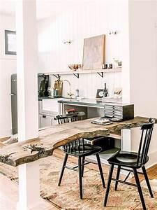 Holzdielen In Der Küche : cozy modern nails pinterest k chentische holzdielen und fernseher ~ Markanthonyermac.com Haus und Dekorationen