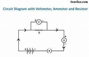 Ammeter Schematic Diagram