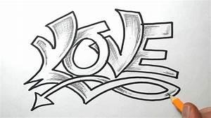 Cool Easy Drawings Of Graffiti - Graffiti Art