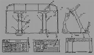 9k8465 General Purpose Bucket Assembly - Track-type Loader Caterpillar 951b