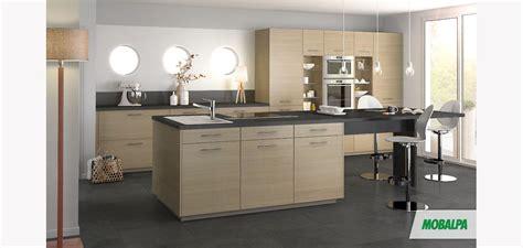 cuisine chene blanchi façade de meuble de cuisine et de salle de bains chêne
